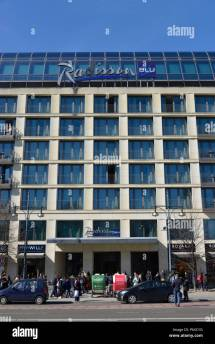 Radisson Hotel Berlin Stock &