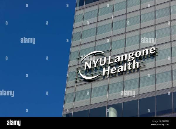 Nyu Langone Health Logo - Year of Clean Water