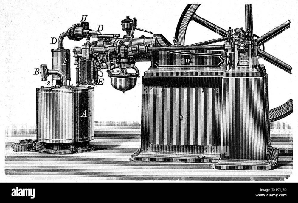 medium resolution of internal combustion engine by otto digital improved reproduction from an original print from the year
