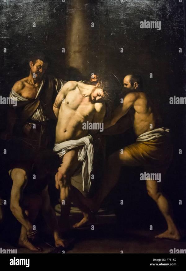 Flagellation Of Christ Stock & - Alamy