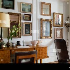 Old Fashioned Birthing Chairs High Chair That Hangs On Table 1940s Style Stock Photos Images Alamy Intricately Carved Dressing By Paul Laszlo In Entrance Hall With African