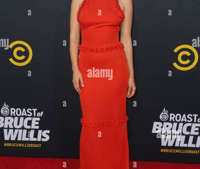 Hollywood Ca Th July  Scout Willis At Comedy Central Roast