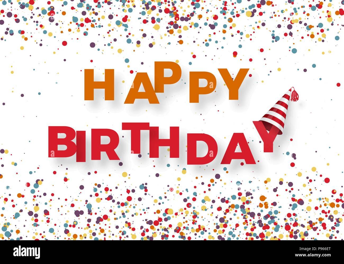 happy birthday congratulation template