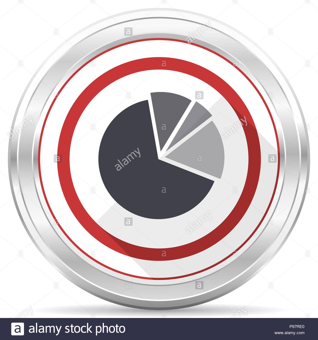 hight resolution of diagram silver metallic chrome border round web icon on white background