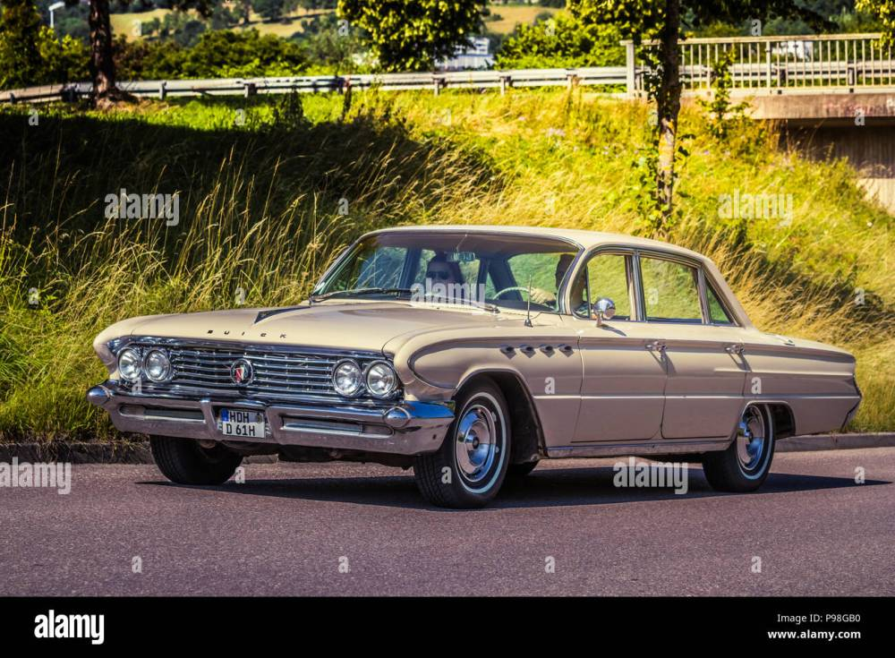 medium resolution of heidenheim germany july 8 2018 1961 buick electra at the 2 oldtimer day in heidenheim an der brenz germany