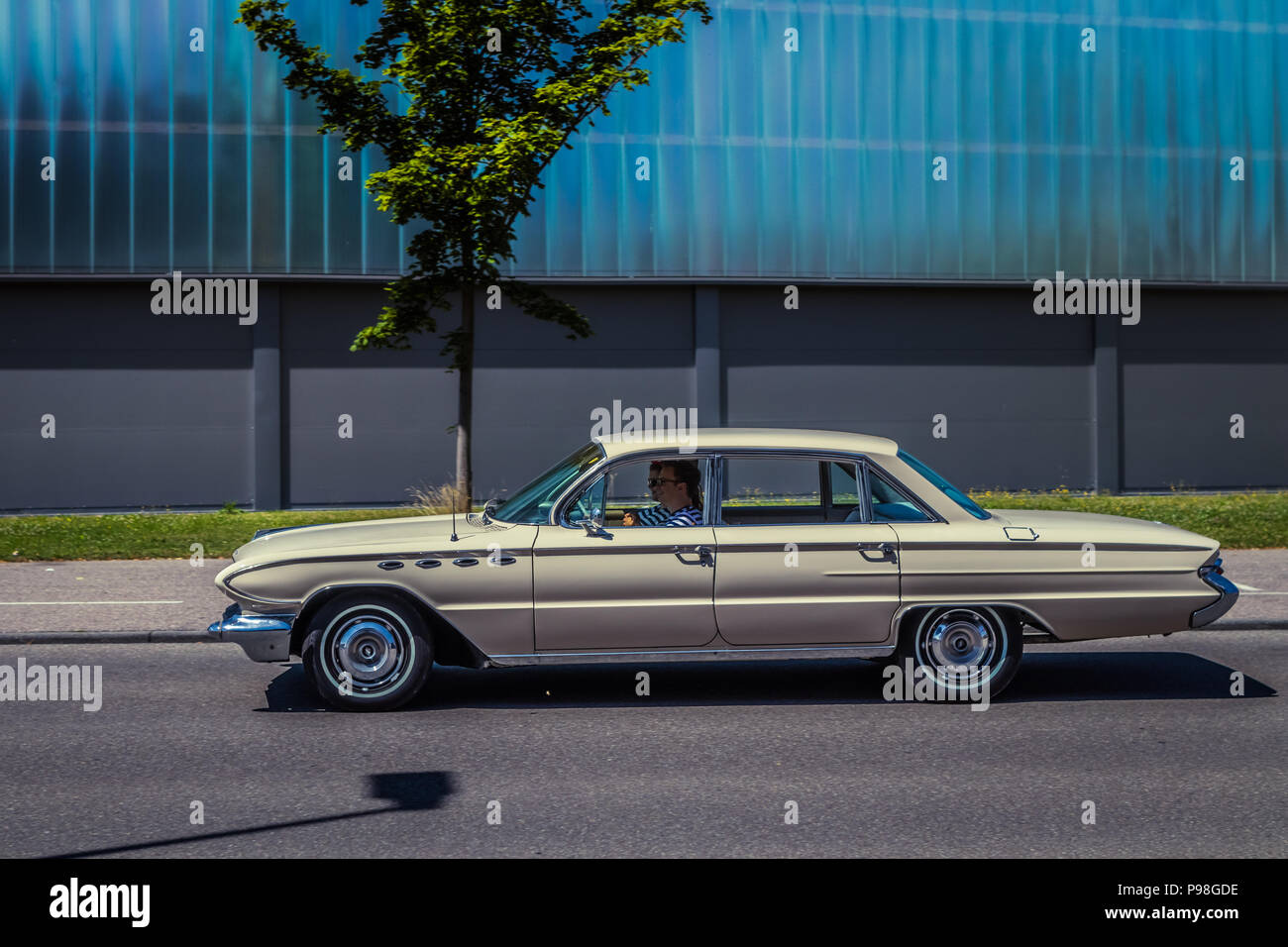 hight resolution of heidenheim germany july 8 2018 1961 buick electra at the 2 oldtimer day in heidenheim an der brenz germany