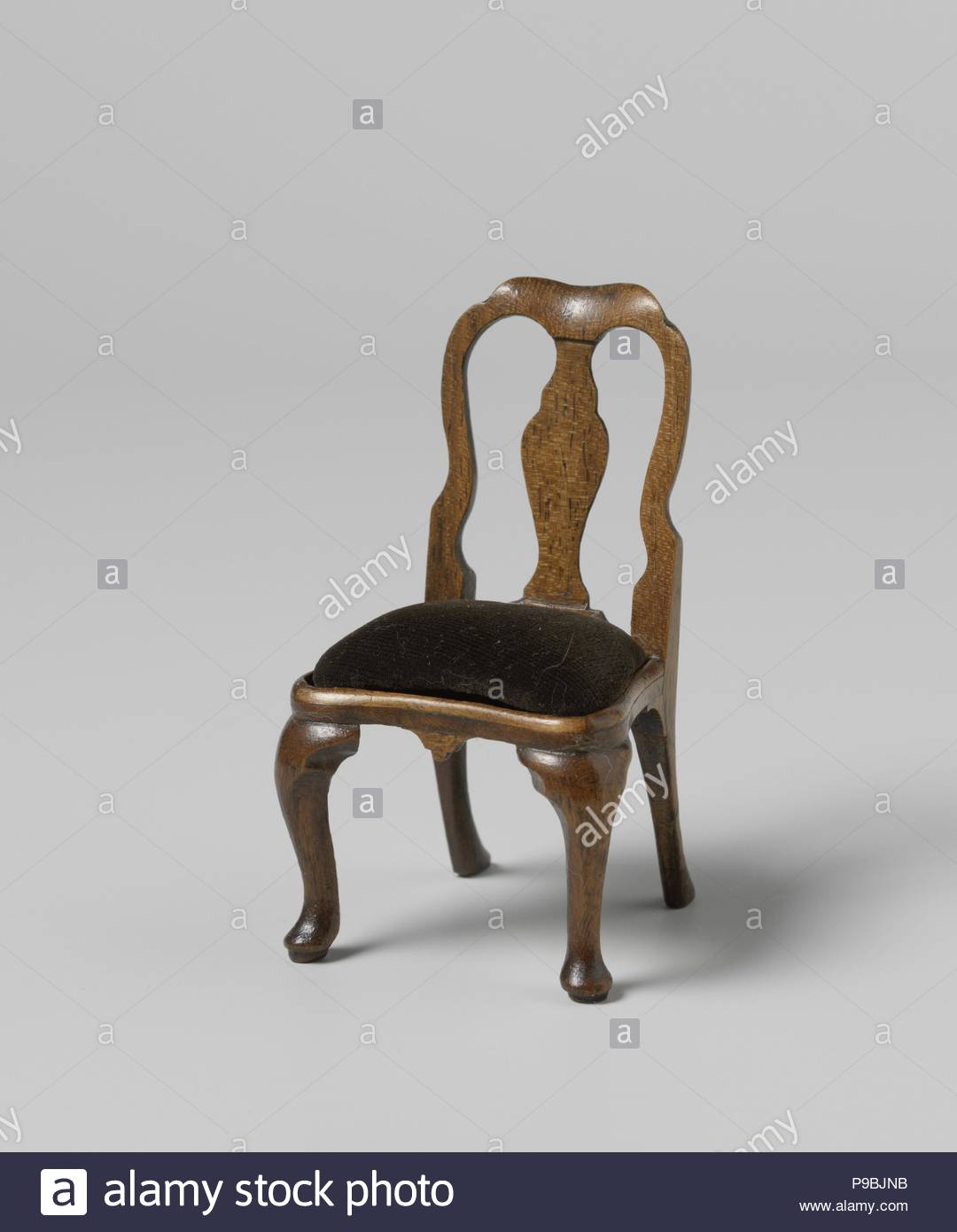 S Shaped Chair Chair Mahogany Round Open Seat Backs With Mullion Straight Line