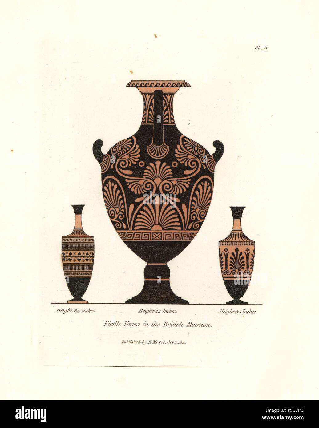 fictile vases in the