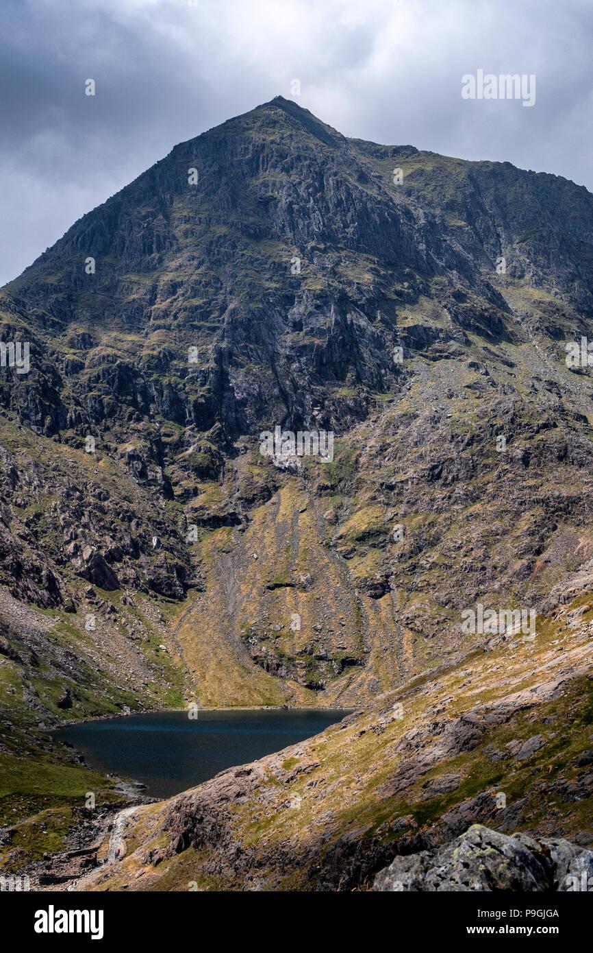 Snowdon Peak : snowdon, Snowdon, Summit, Resolution, Stock, Photography, Images, Alamy
