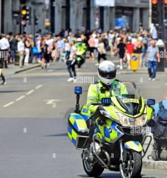 police motorcycle bmw r 1200 rt p in regent street london england uk  [ 860 x 1390 Pixel ]