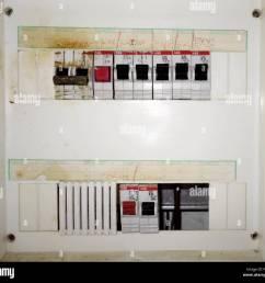 old greek fuse box stock image [ 1300 x 1190 Pixel ]