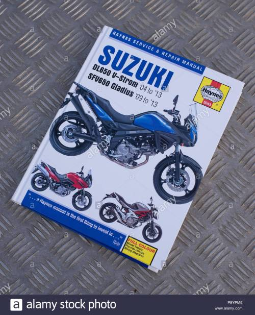 small resolution of haynes manual suzuki dl650 at angle