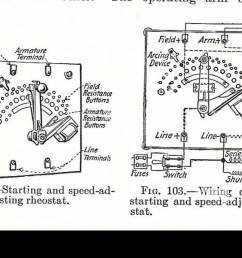 613 electrical machinery 1917 starter rheostat stock image [ 1300 x 834 Pixel ]