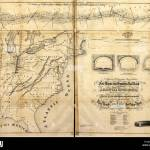 Vintage Road Map Of Iran High Resolution Stock Photography And Images Alamy