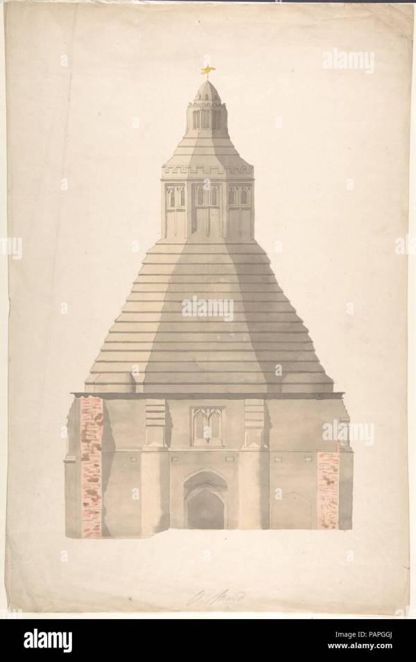 Abbot Of Glastonbury Stock & - Alamy