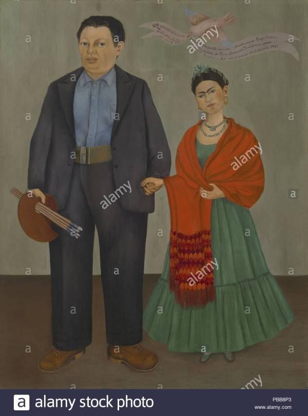 Frieda Kahlo Stock & - Alamy