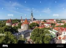 Estonia Baltic Tallinn Capital City Stock &