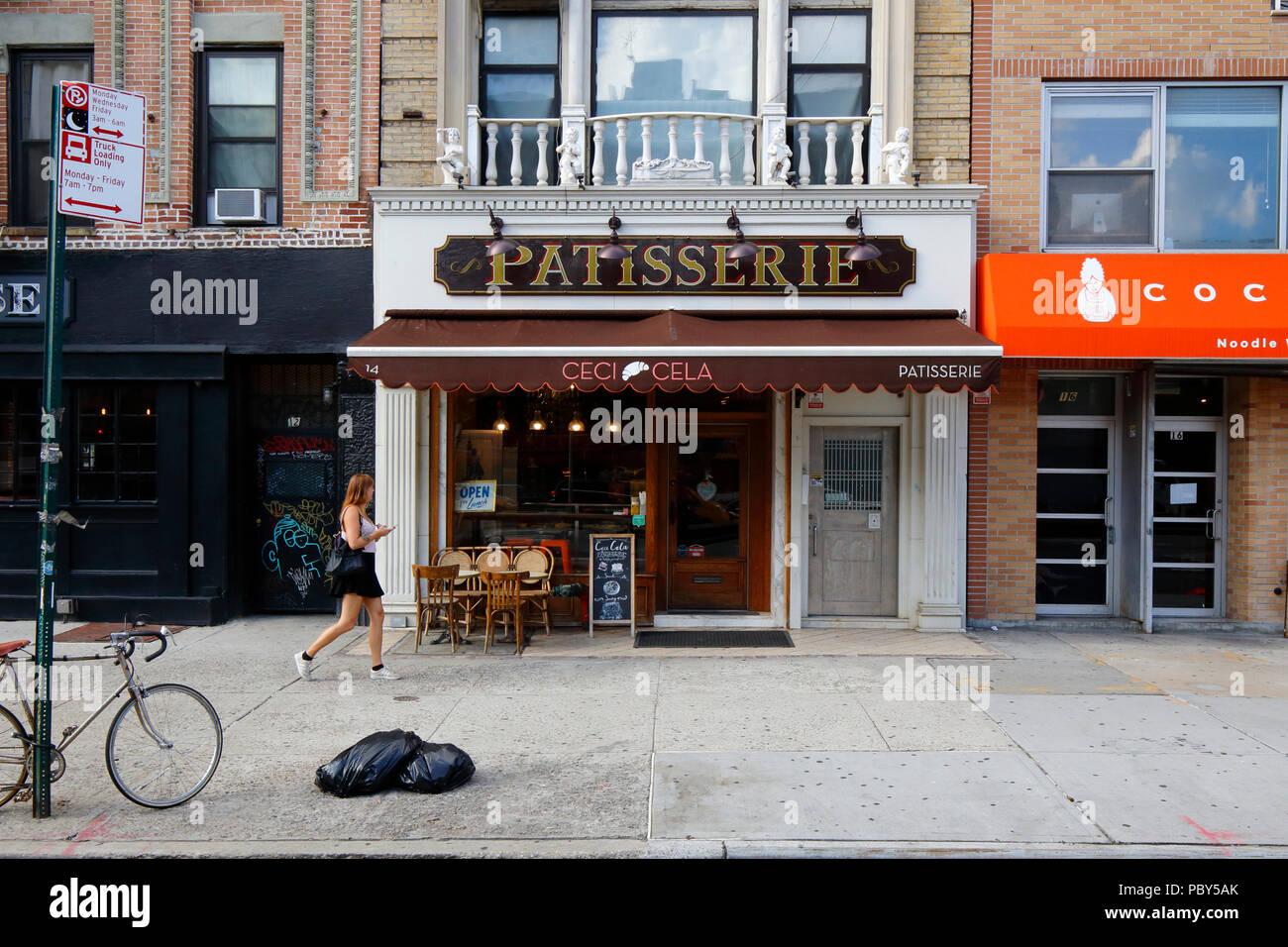French Bakery Storefront Stock Photos & French Bakery