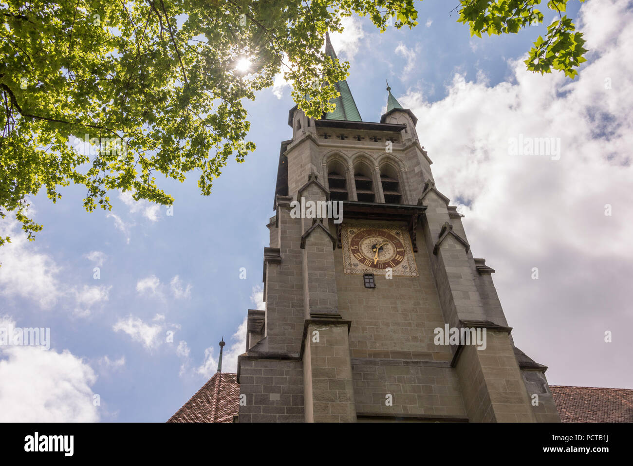 Eglise Saint Francois Stock Photos Amp Eglise Saint Francois