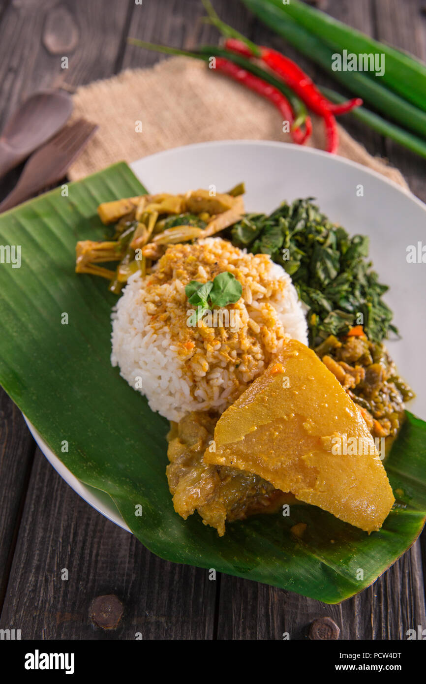 Nasi Padang Png : padang, Padang, Resolution, Stock, Photography, Images, Alamy