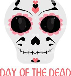 day of the dead stock vector [ 1112 x 1390 Pixel ]