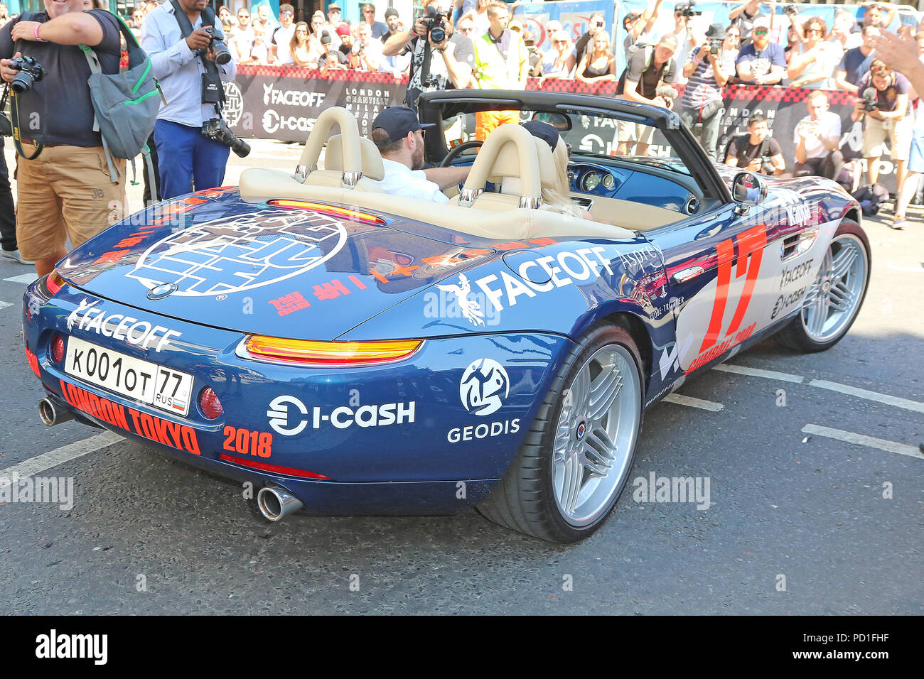 hight resolution of bmw z8 gumball 3000 launch and