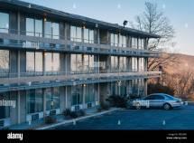 Afton Hotel Stock & - Alamy
