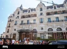Hotel De Paris Monaco Stock &