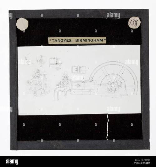 small resolution of 77 lantern slide tangyes ltd gas engine diagram circa 1910