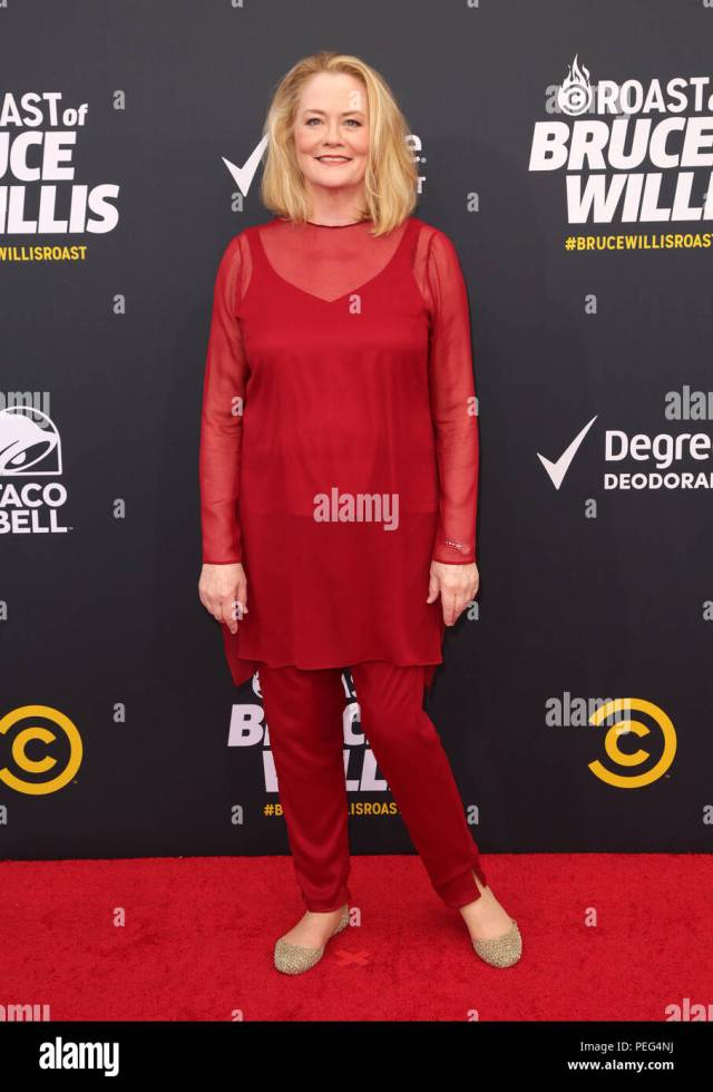 Celebrities Attend Comedy Central Roast Of Bruce Willis At The Hollywood Palladium Featuring Cybill