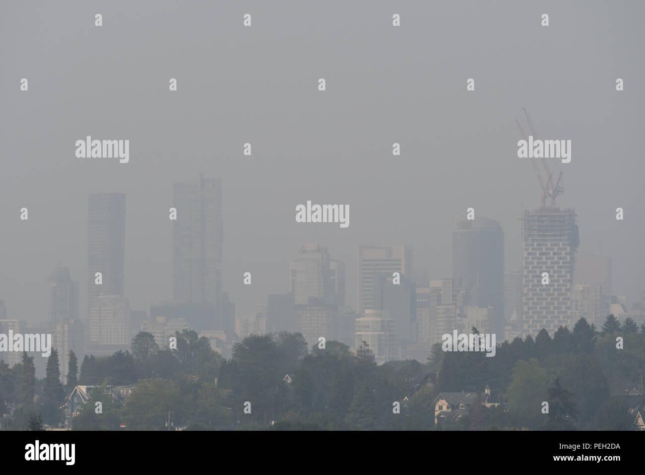 Smoke Vancouver : Weather Service Forecasts Smoky Skies In Washington State Katu