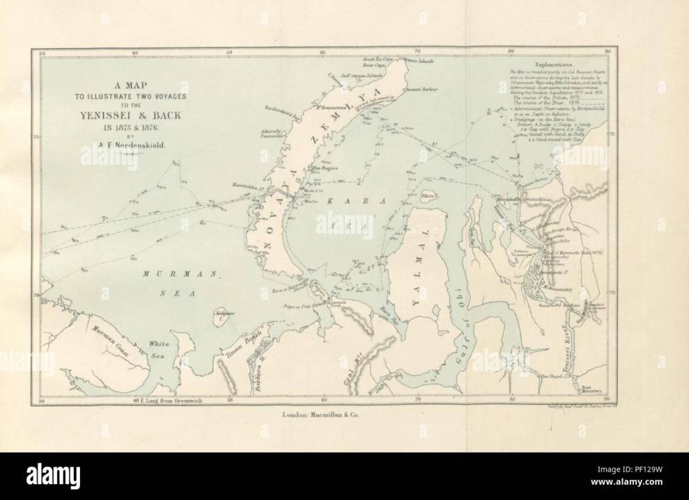 medium resolution of image from page 469 of the arctic voyages of a e nordenski ld 1858 1879 with illustrations and maps