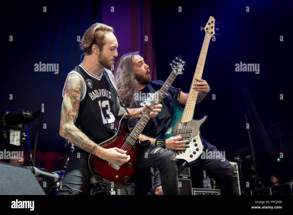 Tommy Vext Band - Exploring Mars