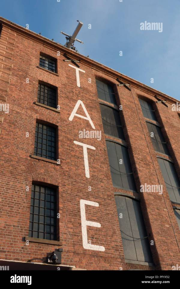 Tate Liverpool Stock &