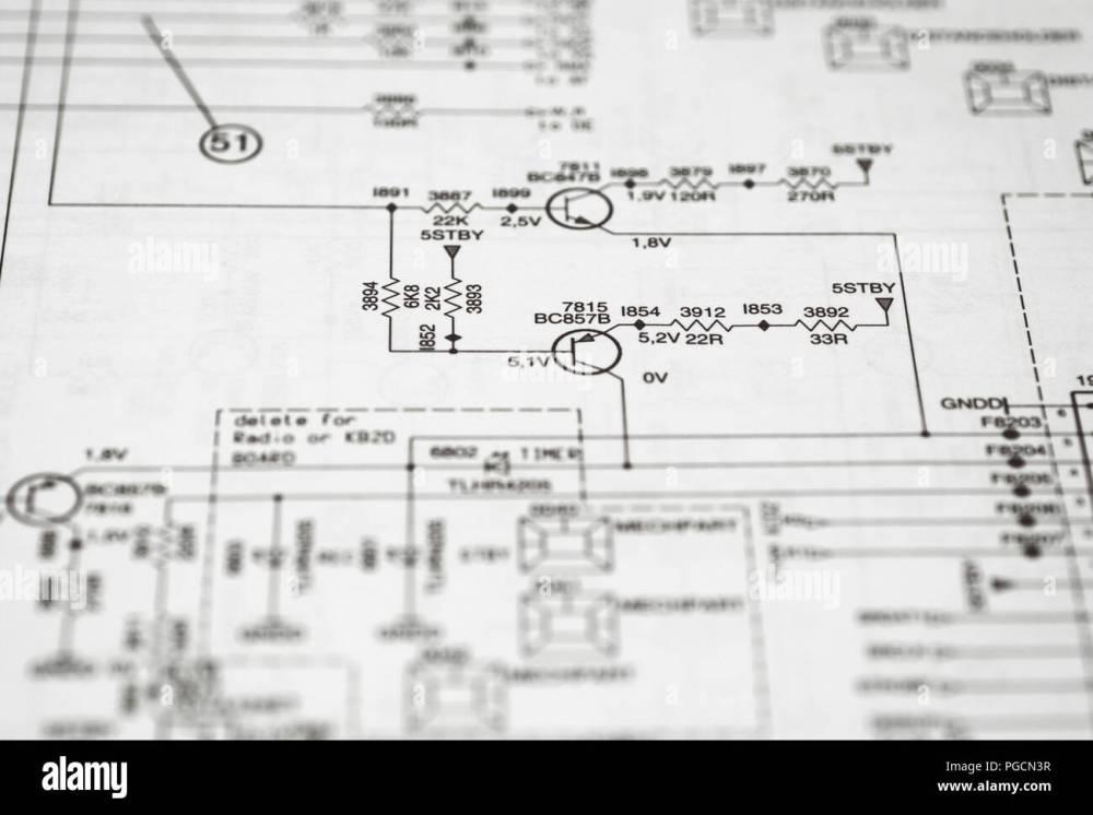 medium resolution of electronic circuit diagram stock photo 216638907 alamy stock status pin diagram pin diagram block diagram block diagram