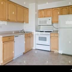 Modular Kitchen Usa Costco Small In A Condominium Unit Empty