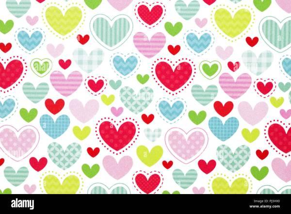 hearts colors # 68