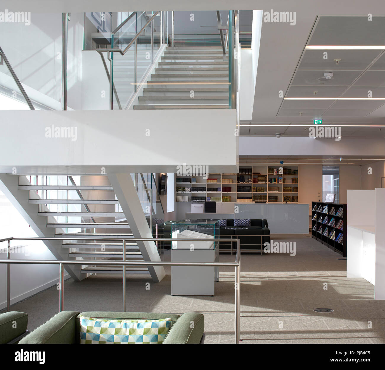 Stair Case Bannister Stock Photos Amp Stair Case Bannister Stock Images Alamy