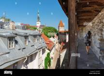 Tallinn Estonia Tourism Stock &