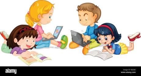studying student illustration vector backgroud alamy