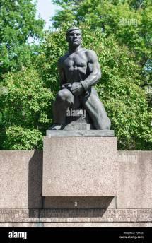 Communist Sculpture Stock &