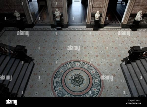 Royal Museum Of Fine Arts Antwerp Stock &