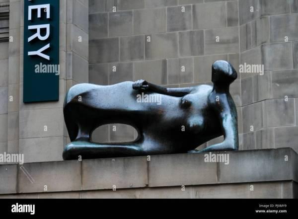 Henry Moore Leeds Stock &