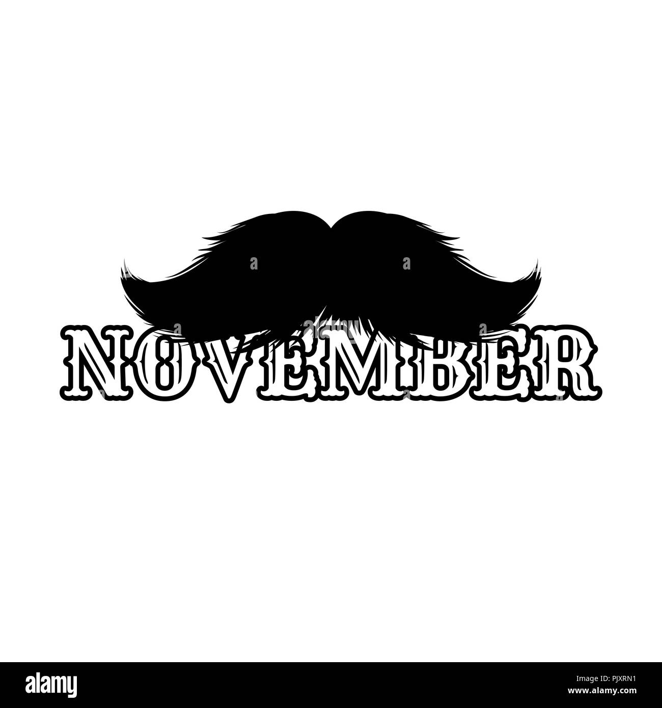 hight resolution of moustaches clipart black isolated silhouette and hand drawn lettering with word november cinco de mayo paper cutting design mustache for barbershop or