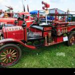 1918 Ford Model T Fire Truck Stock Photo Alamy