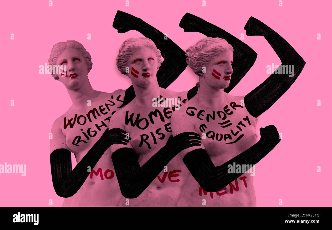 Feminist Movement For Women S Rights Women Struggle To