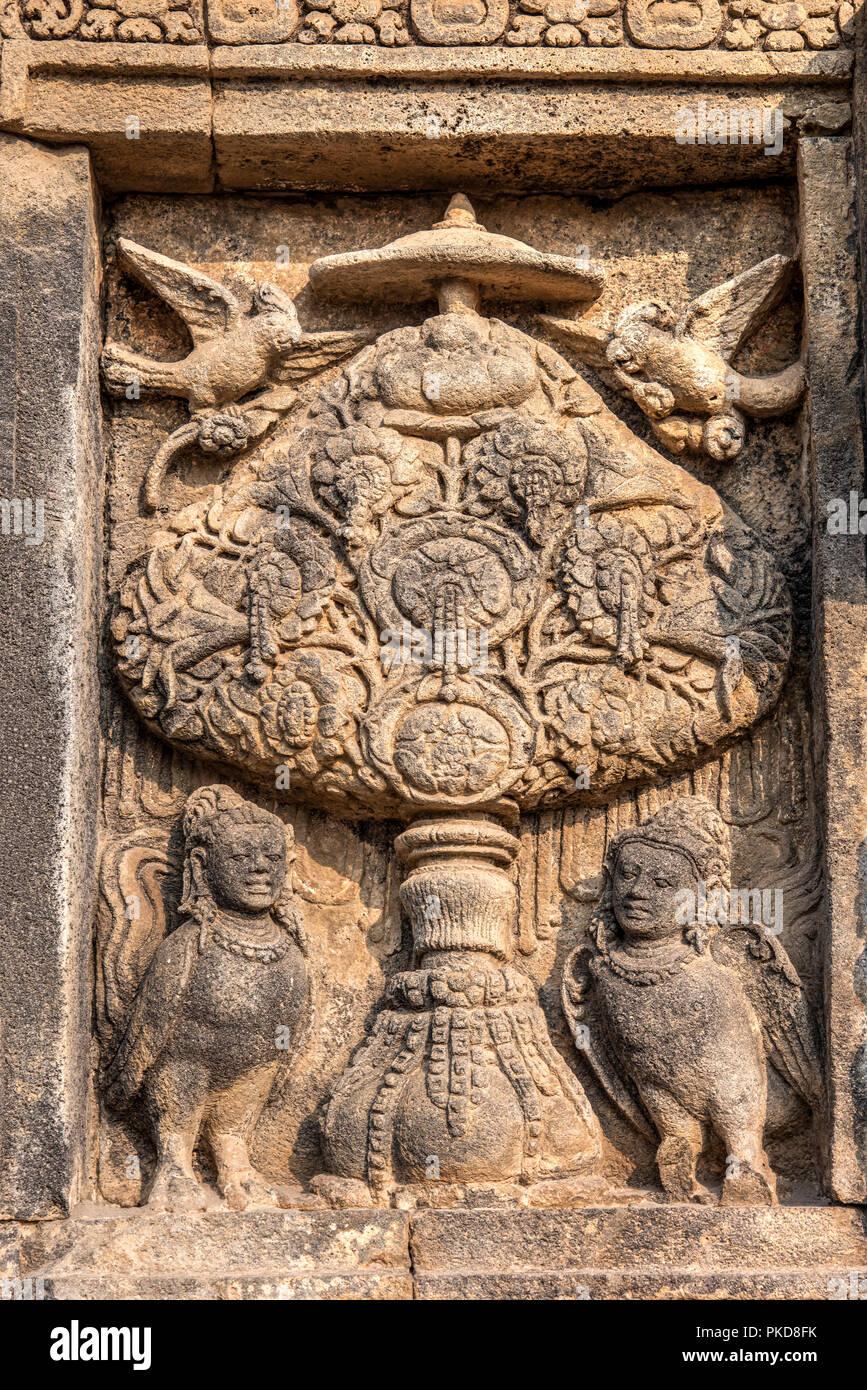 Ukiran Candi : ukiran, candi, Relief, Panel,, Candi, Shiva, Mahadeva,, Prambanan, Temple, Complex,, Yogyakarta,, Java,, Indonesia, Stock, Photo, Alamy