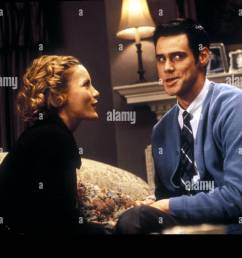 film still from the cable guy leslie mann jim carrey 1996 columbia photo credit melinda sue gordon file reference 31042178tha for editorial use only  [ 1300 x 969 Pixel ]
