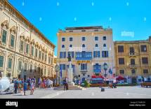 Valletta Malta George Stock &