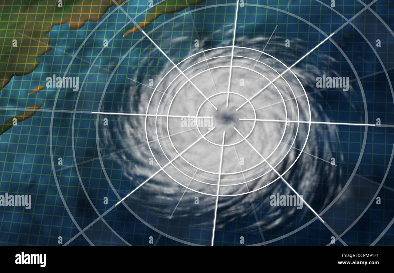 Hurricane Forecast Stock Photos Amp Hurricane Forecast Stock Images